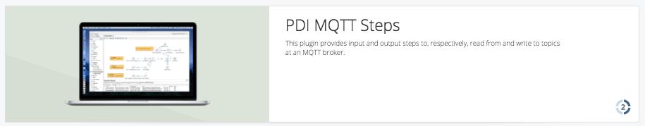 MQTT on PDI